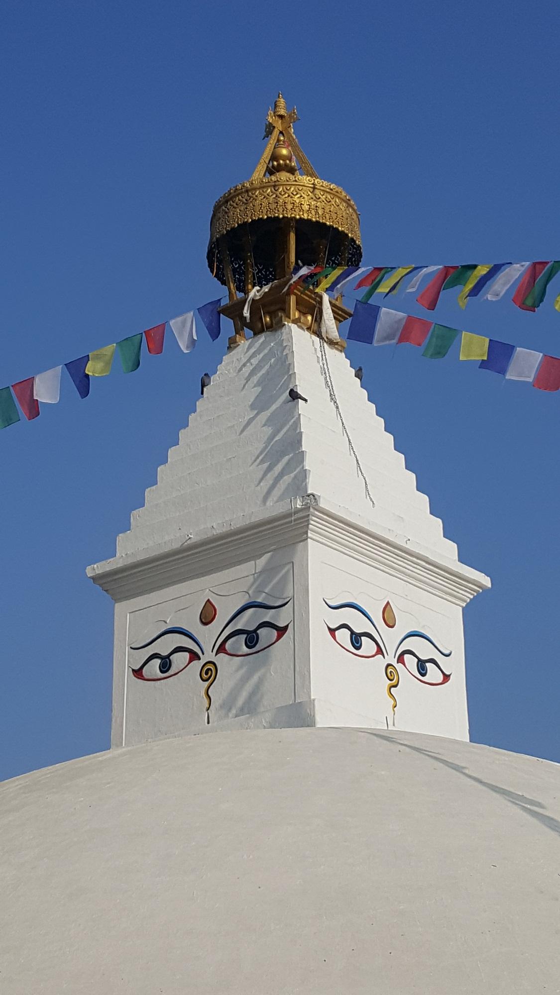 Patan Népal stupa