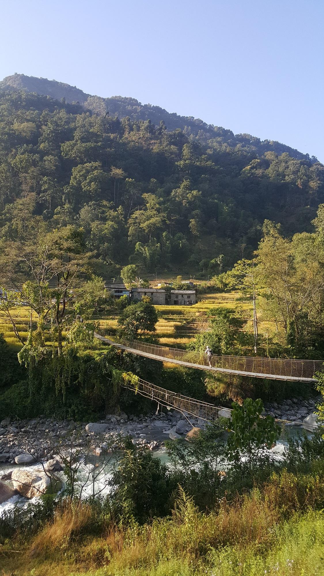 Trek Nepal Tirawa Severine M