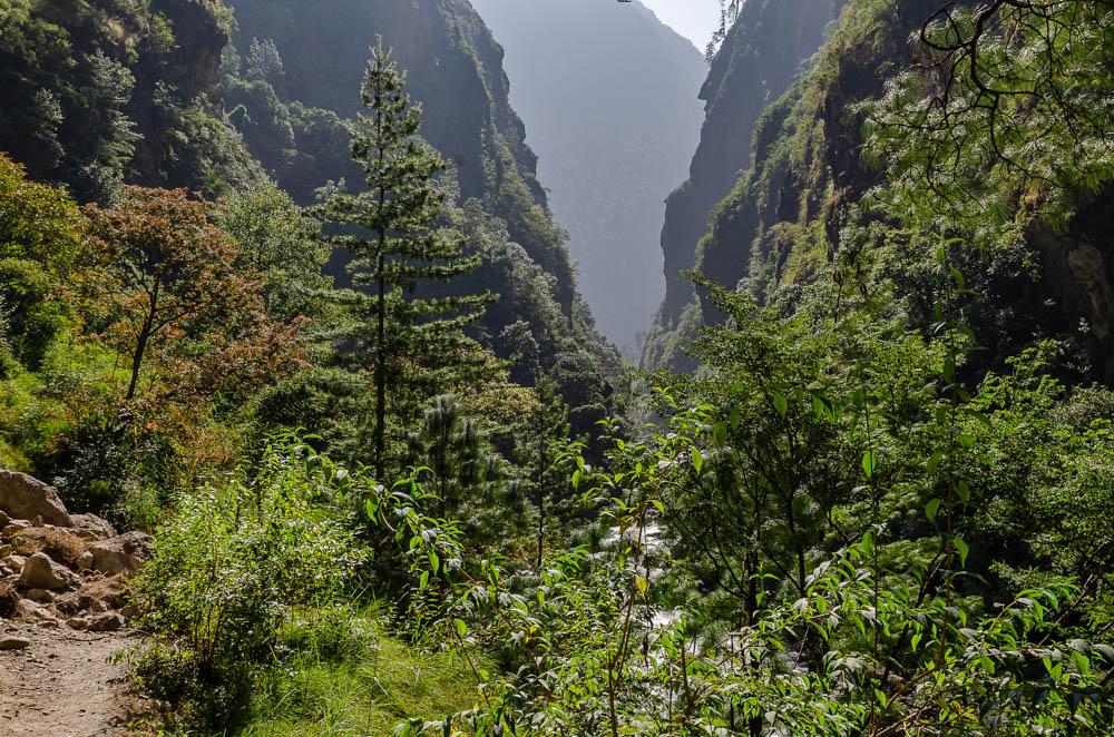 Tour du Manaslu