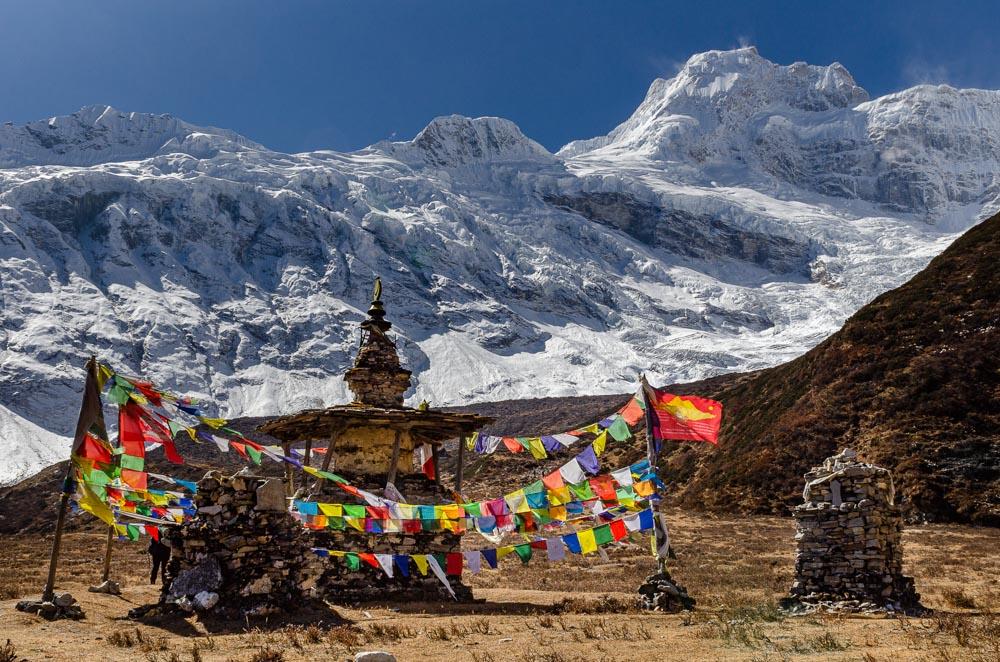 Vallée de Puggyen Manaslu