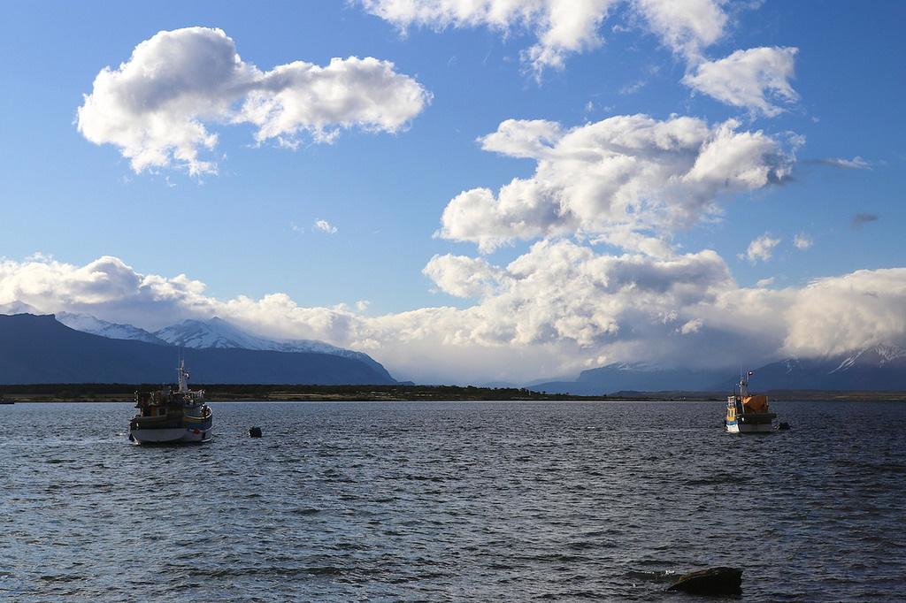 Le fjord de l'ultime espérance !