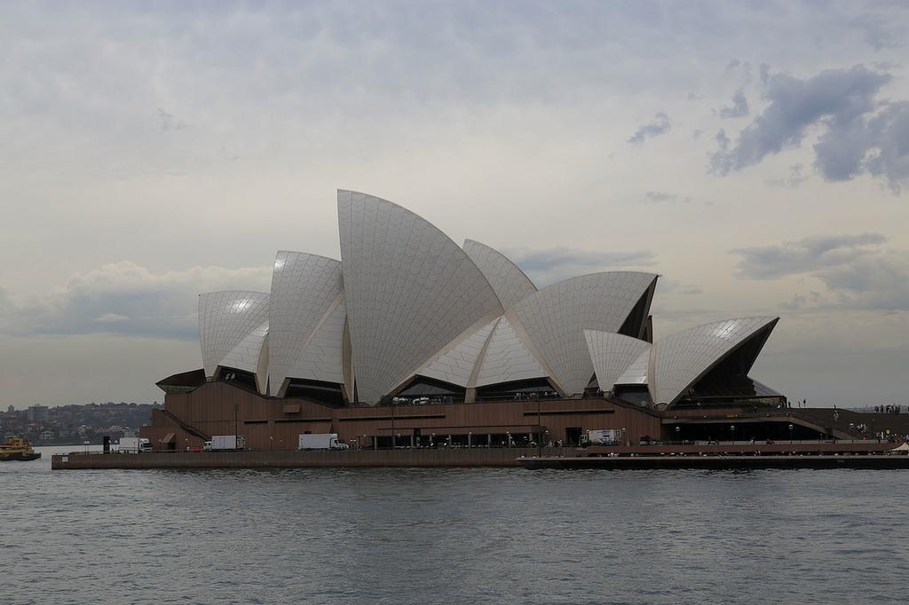 La baie de Sydney et son célèbre Opéra
