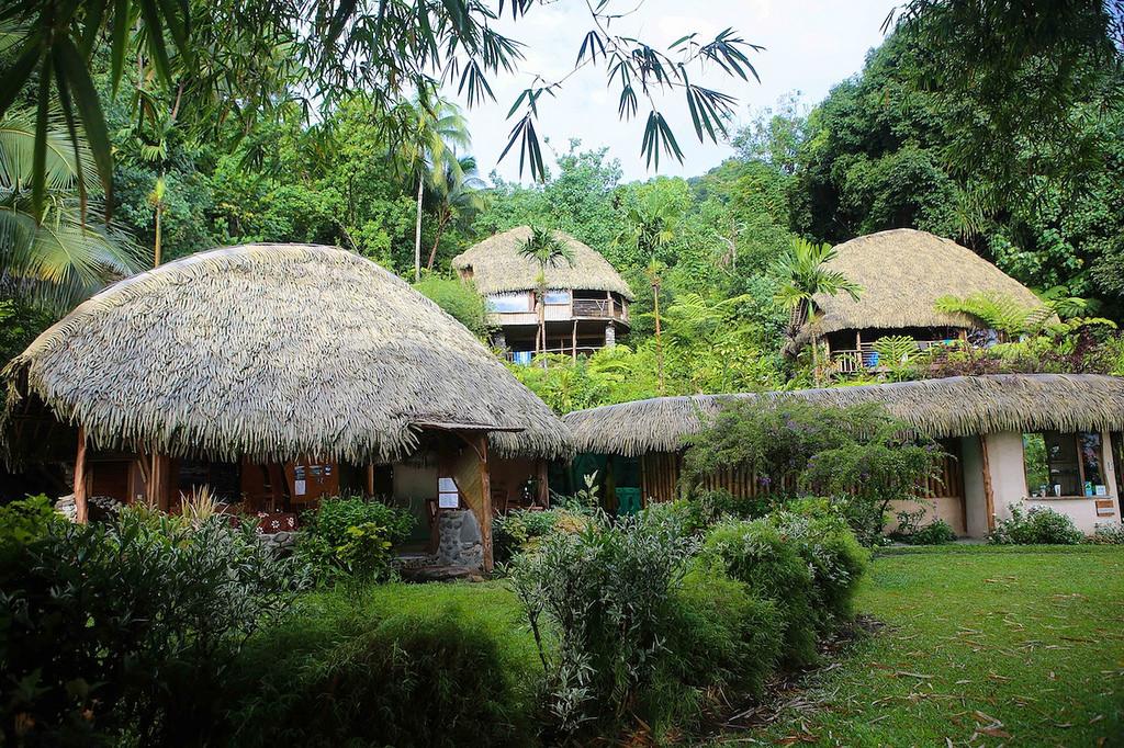 Notre hébergement (Vanira lodge)... un petit paradis