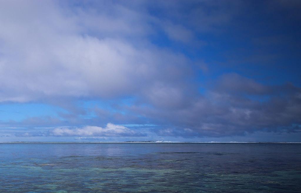 La vague mythique de Tahiti : Teahupoo