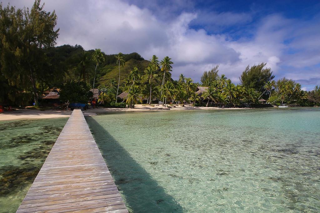 La Polynésie telle qu'on l'imagine...