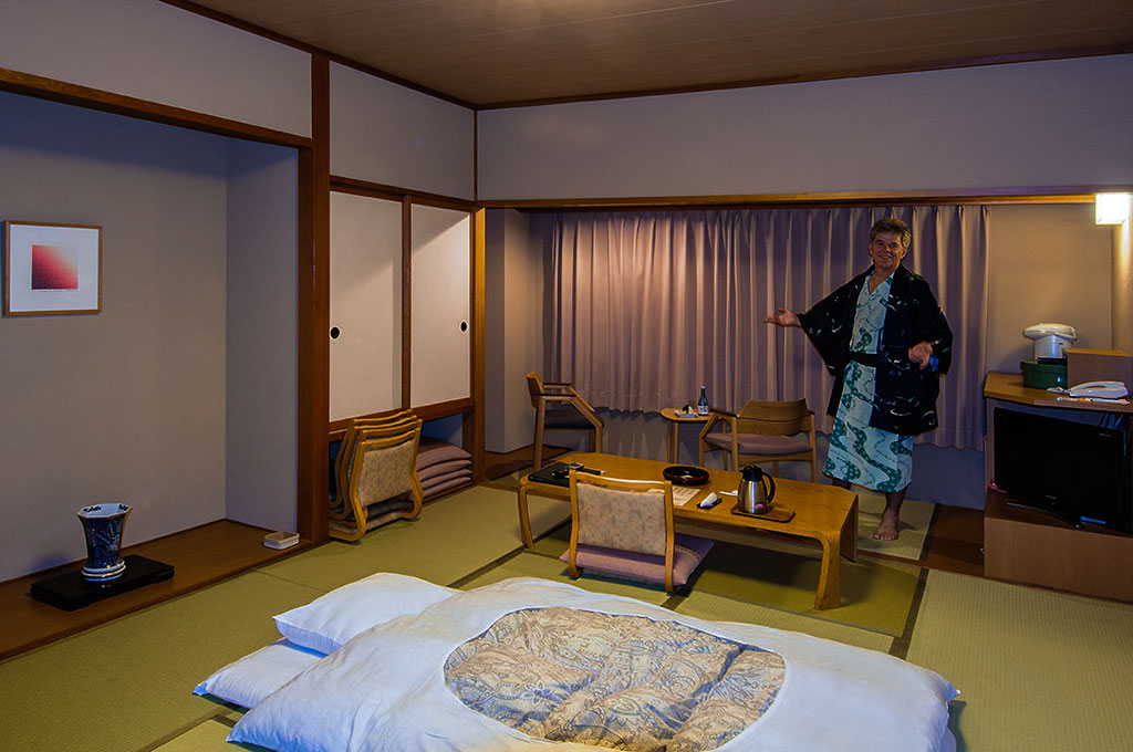 Chambre d'Hôtel à Zao Onsen