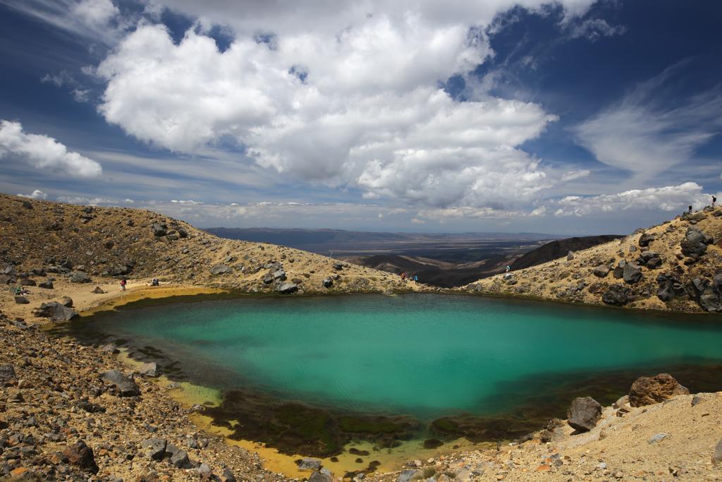 20160125 Tongariro Alpine Crossing-10