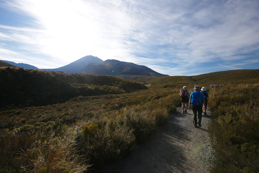 20160125 Tongariro Alpine Crossing-2