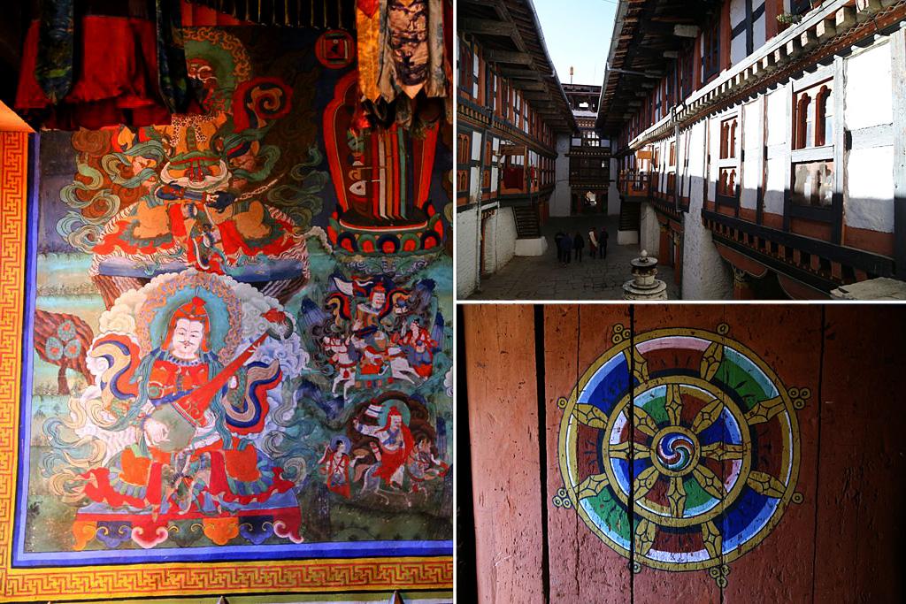 Dzong de Jakar