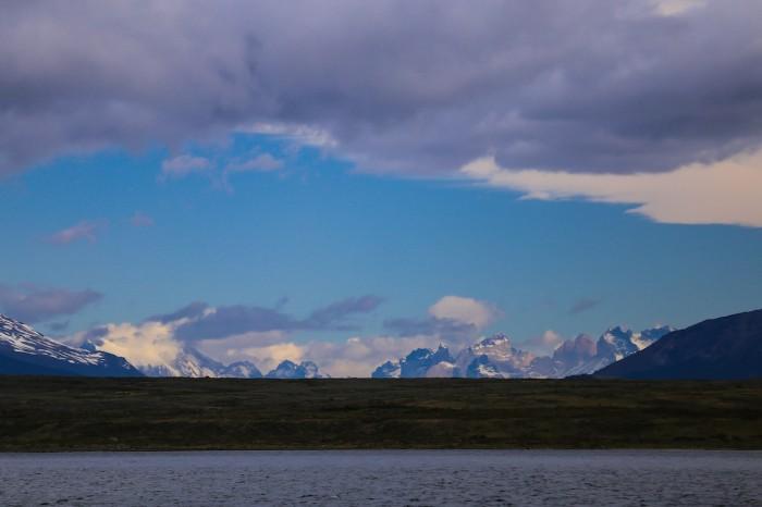 4 Novembre Patagonie Ultima Esperanza - Tyndall (1 sur 13)