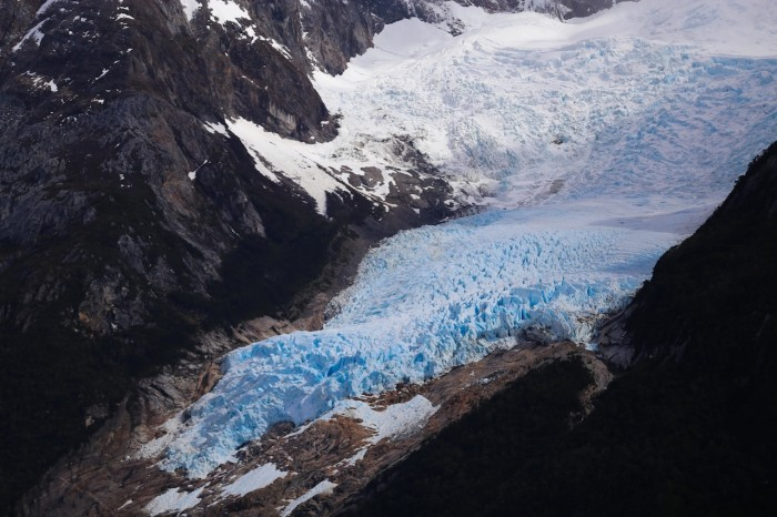 4 Novembre Patagonie Ultima Esperanza - Tyndall (6 sur 13)