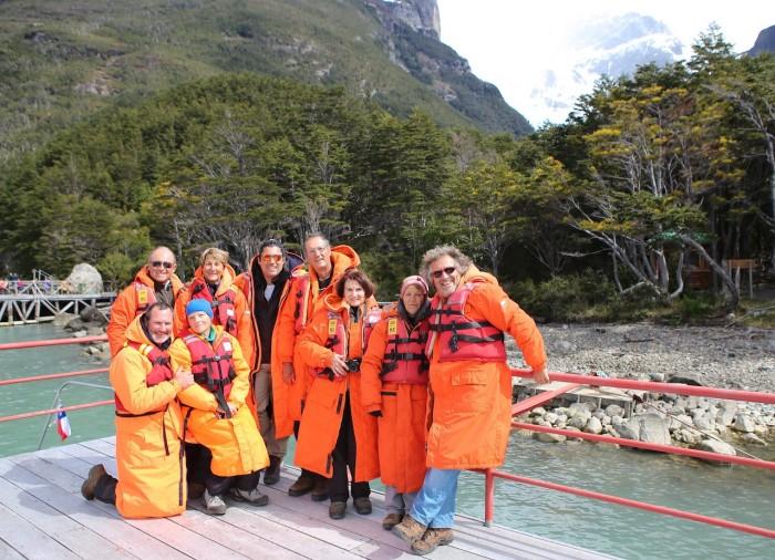 4 Novembre Patagonie Ultima Esperanza - Tyndall (9 sur 13)