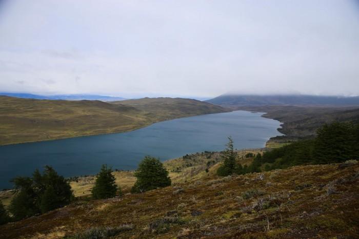 6 Novembre Patagonie Laguna Azul - Salto Grande (1 sur 8)