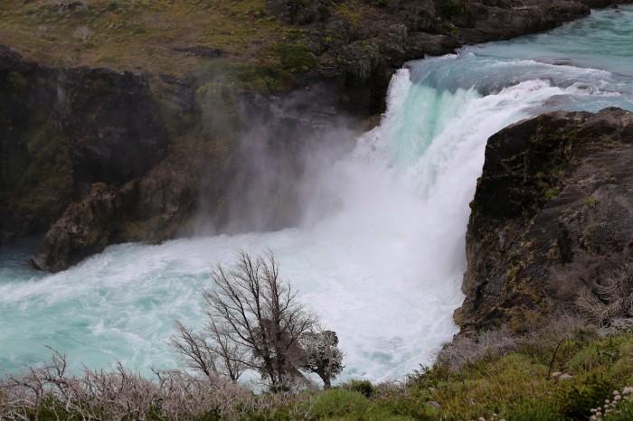 6 Novembre Patagonie Laguna Azul - Salto Grande (3 sur 8)