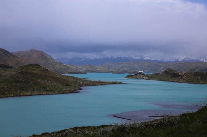 6 Novembre Patagonie Laguna Azul - Salto Grande (7 sur 8)