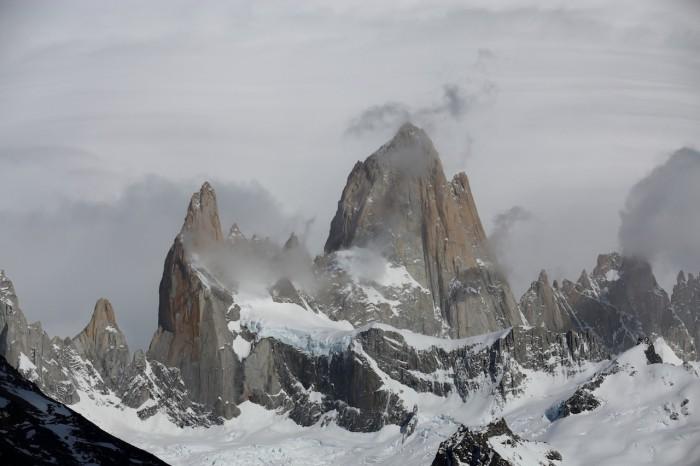 9 Novembre Patagonie Laguna de los Tres (10 sur 15)