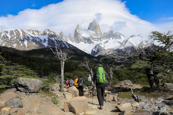 9 Novembre Patagonie Laguna de los Tres (12 sur 15)