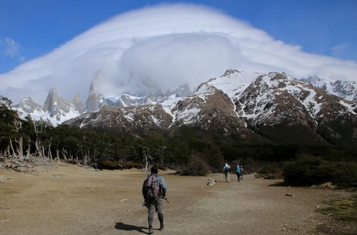 9 Novembre Patagonie Laguna de los Tres (13 sur 15)