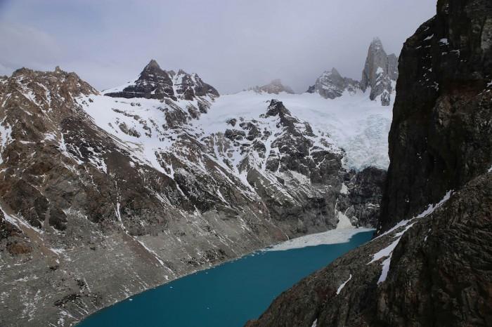 9 Novembre Patagonie Laguna de los Tres (14 sur 15)