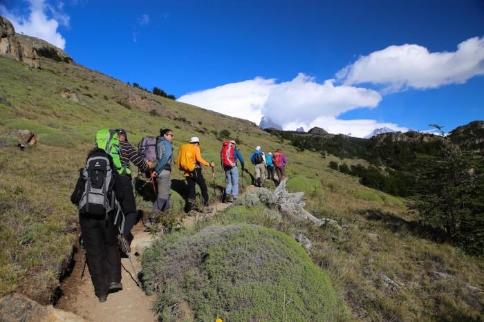 9 Novembre Patagonie Laguna de los Tres (8 sur 15)