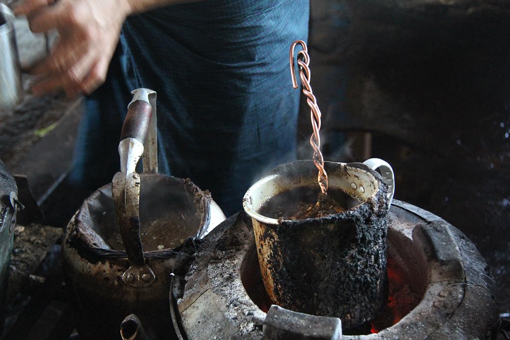 Café-chaussette