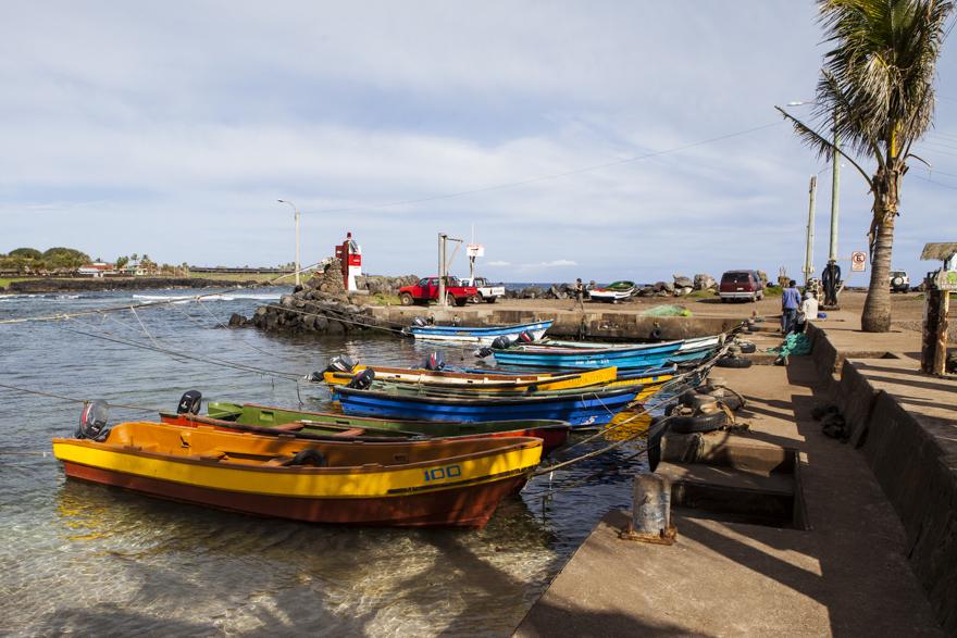 Port de Hanga Roa