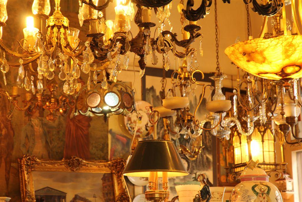 A San Telmo, de nombreux magasins sont spécialisés dans les antiquités