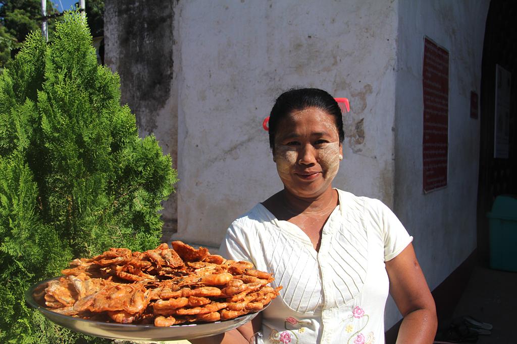Pause gourmande à la Paya Ananda
