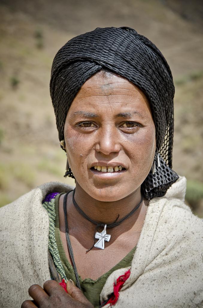 Jeune femme Amara